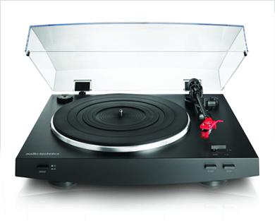 giradiscos audio technica lp 3