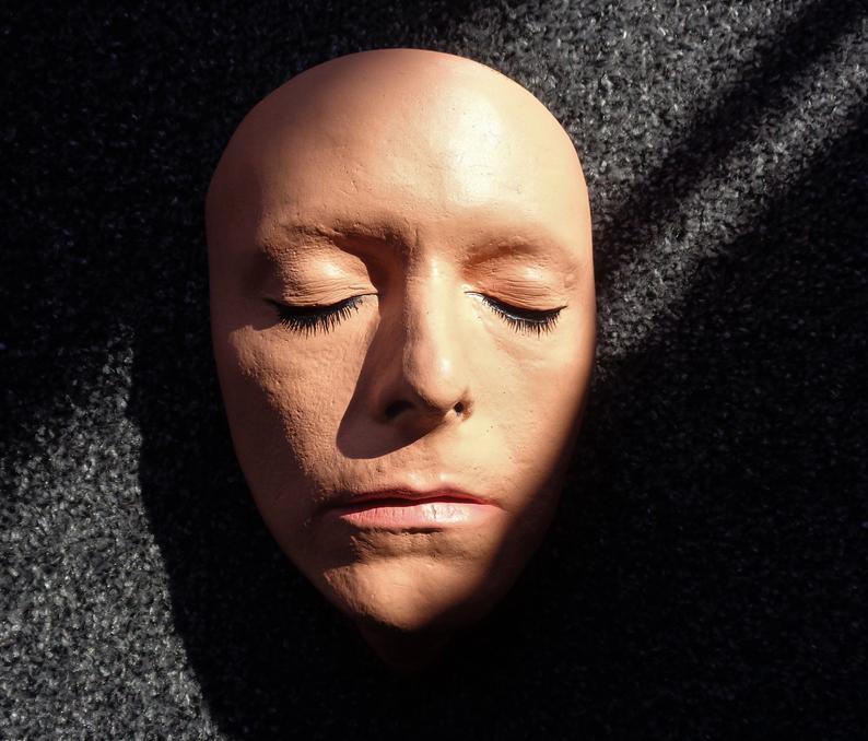 David Bowie face