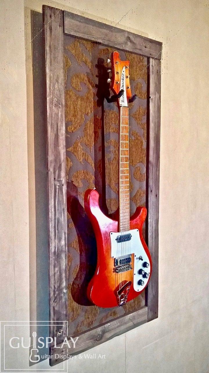 colgador de guitarra
