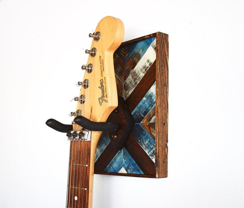 colgador guitar