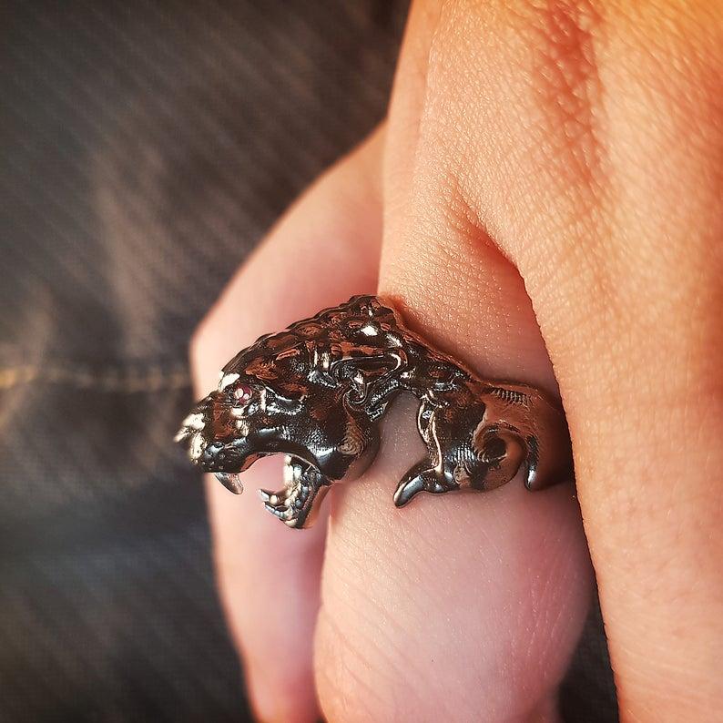 anillo jaguar ring