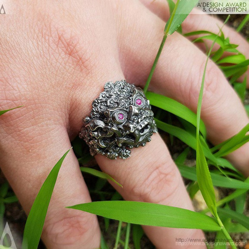 anillo demonio