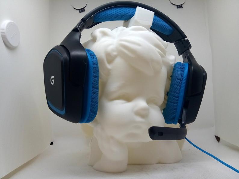 cabeza auriculares