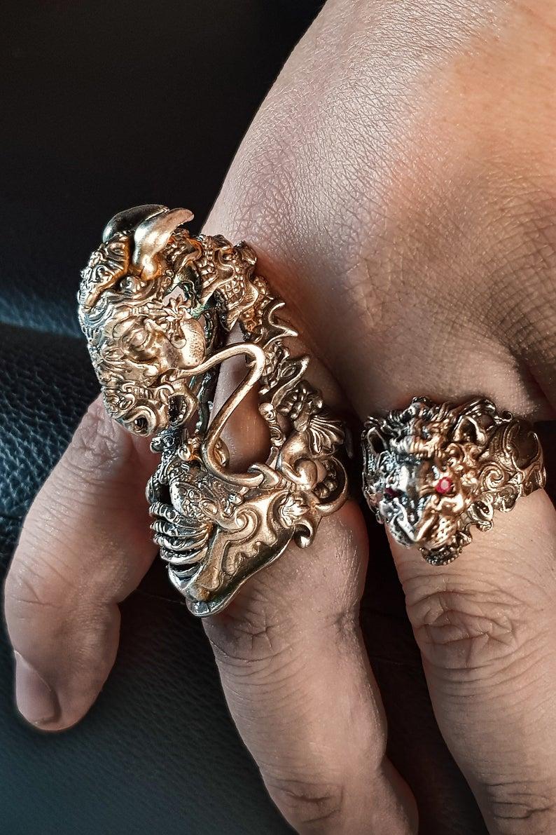 anillo caballo horse ring
