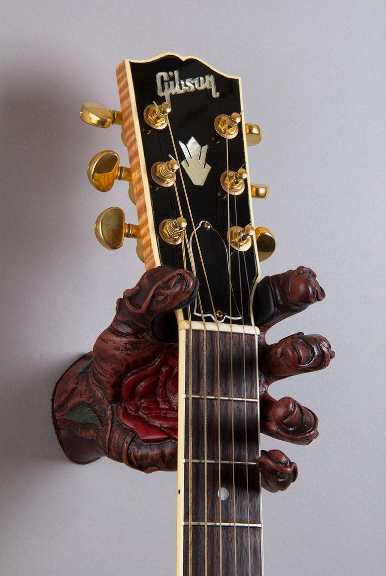 colgador guitarra
