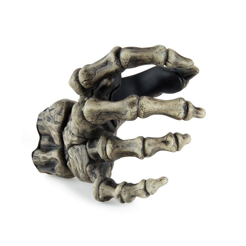 colgador mano esqueleto