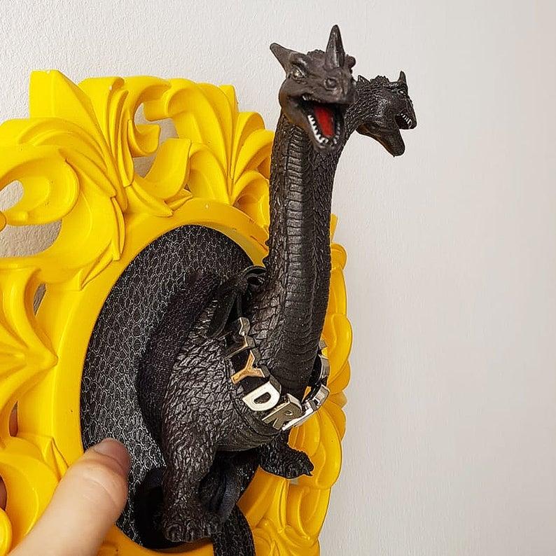 dragón decoración