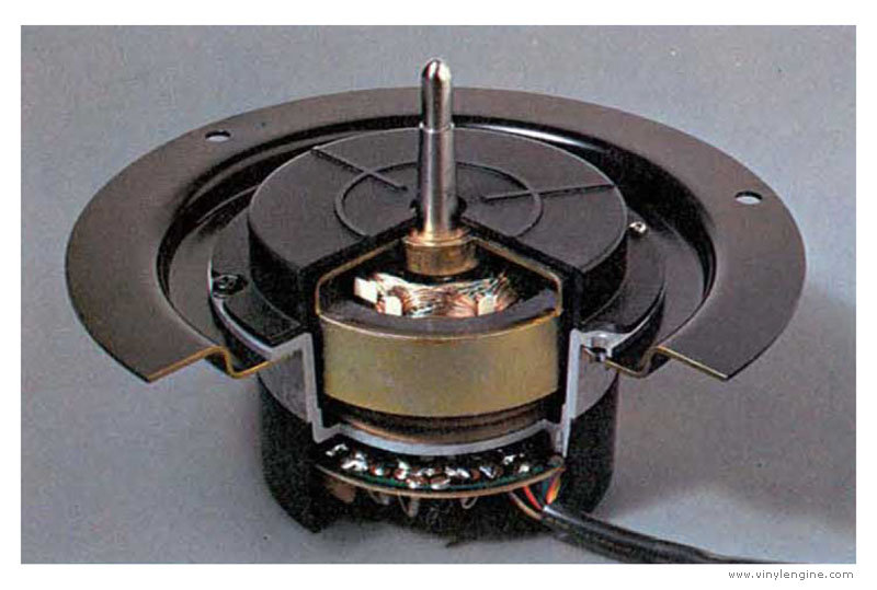 motor tocadiscos